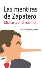 Las mentiras de Zapatero