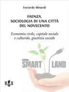 Faenza. Sociologia di una città del Novecento (ebook)