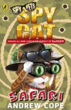 Spy Cat: Safari (ebook)