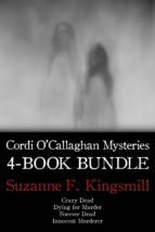 Cordi O'Callaghan Mysteries 4-Book Bundle (ebook)
