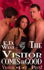The Visitor Comes for Good: A Friendly Ménage Tale (ebook)