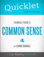 Quicklet on Thomas Paine's Common Sense (CliffsNotes-like Book Summary) (ebook)