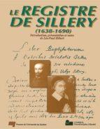 Le registre de Sillery (1638-1690) (ebook)