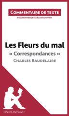 Les Fleurs du mal de Baudelaire - « Correspondances » (ebook)