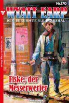 Wyatt Earp 170 – Western (ebook)