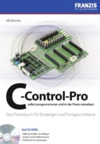 C-Control-Pro selbst programmieren und in der Praxis einsetzen (ebook)