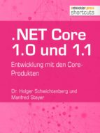 .NET Core 1.0 und 1.1 (ebook)