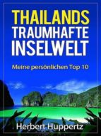 Thailands traumhafte Inselwelt (ebook)