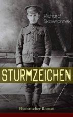 Sturmzeichen (Historischer Roman) - Vollständige Ausgabe (ebook)