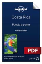 COSTA RICA 7. PREPARACIÓN DEL VIAJE