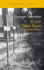 El caso Saint-Fiacre (ebook)