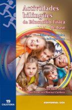 Actividades bilingües de Educación Física de base (ebook)