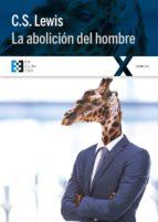 La abolición del hombre (ebook)