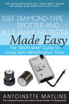 SSEF Diamond-Type Spotter and Blue Diamond Tester Made Easy (ebook)