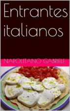 Entrantes Italianos (ebook)