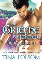 Ein Grieche für immer (Jenseits des Olymps - Buch 4) (ebook)