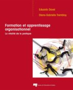 Formation et apprentissage organisationnel (ebook)