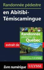 Randonnée pédestre en Abitibi-Témiscamingue (ebook)