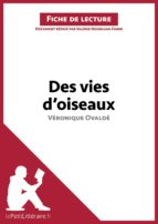 Des vies d'oiseaux de Véronique Ovaldé (Fiche de lecture) (ebook)