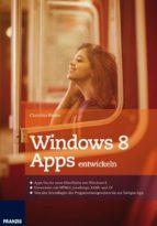 Windows 8 Apps entwickeln (ebook)