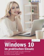 Windows 10 im praktischen Einsatz (ebook)