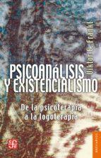 Psicoanálisis y existencialismo (ebook)