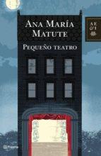 Pequeño teatro (ebook)
