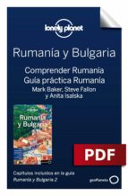 RUMANÍA Y BULGARIA 2. COMPRENDER Y GUÍA PRÁCTICA RUMANÍA