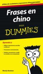 Frases en chino para Dummies