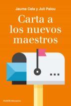 Carta a los nuevos maestros (ebook)