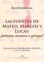 Las fuentes de Mateo, Marcos y Lucas: ¿hebreas, arameas o griegas?