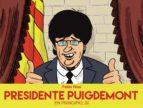 Presidente Puigdemont (ebook)