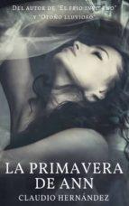 LA PRIMAVERA DE ANN (ebook)