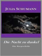 Die Nacht zu dunkel (ebook)