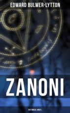ZANONI (HISTORICAL NOVEL)