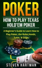 Poker: How to Play Texas Hold