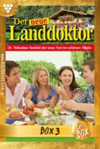 Der neue Landdoktor Jubiläumsbox 3 – Arztroman (ebook)