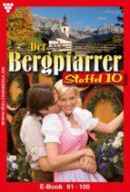 Der Bergpfarrer Staffel 10 – Heimatroman (ebook)