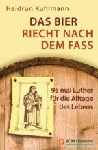 Das Bier riecht nach dem Fass (ebook)