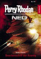 Perry Rhodan Neo 179: Seuchenschiff der Azaraq (ebook)