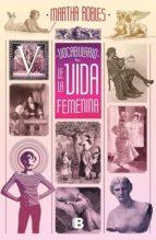 VOCABULARIO DE LA VIDA FEMENINA