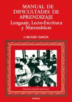Manual de dificultades de aprendizaje (ebook)