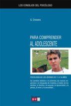 Los consejos del psicólogo para comprender al adolescente (ebook)
