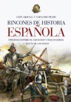 Rincones de historia española (ebook)