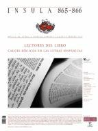 Lectores del Libro: cauces bíblicos en las letras hispánicas (Ínsula n° 865-866) (ebook)