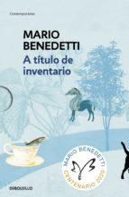 A título de inventario (ebook)