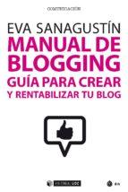 Manual de blogging (ebook)
