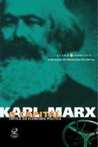 O capital - Livro 1 - Vol. 1 e 2 (ebook)