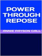 Power through repose (ebook)