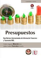 Presupuestos (ebook)